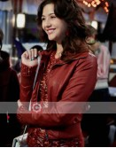 The Carrie Diaries Katie Findlay Leather Jacket