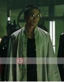 The Matrix Reloaded Collin Chou (Seraph) Costume Jacket