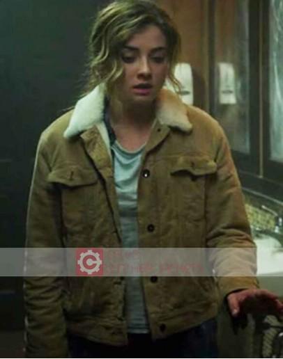 The Punisher Giorgia Whigham (Rachel) Corduroy Jacket