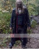 The Walking Dead Ryan Hurst (Beta) Leather Coat