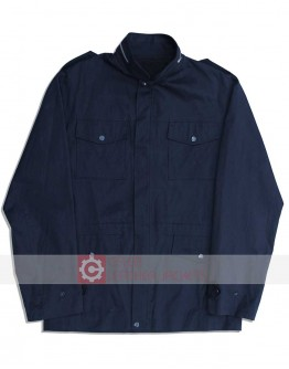 About A Boy Hugh Grant (Will Freeman) Cotton Jacket