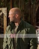 Hobbs And Shaw Jason Statham Green Jacket