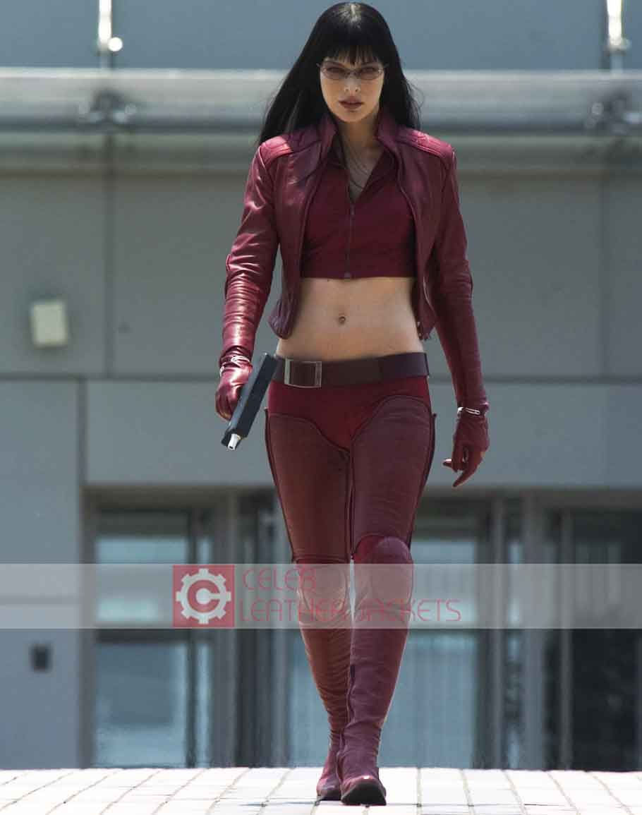 Milla Jovovich Costume Violet Song Jat Shariff Ultraviolet Costume