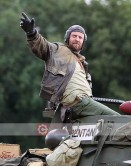 Kelly's Heroes Donald Sutherland (Oddball) Leather Jacket