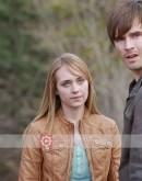 Heartland Amber Marshall (Amy Fleming) Leather Jacket