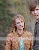 Heartland Amber Marshall (Amy Fleming) Leather Jacket