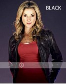 Lost Girl Zoie Palmer (Lauren Lewis) Leather Jacket