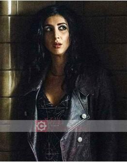 Ash Vs Evil Dead Dana DeLorenzo (Kelly Maxwell) Leather Jacket