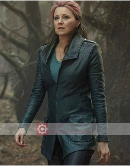 Ash Vs Evil Dead Lucy Lawless (Ruby Knowby) Leather Jacket