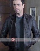 How To Get Away With Murder Jack Falahee Leather Jacket