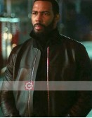 Power Omari Hardwick (James St. Patrick) Leather Jacket