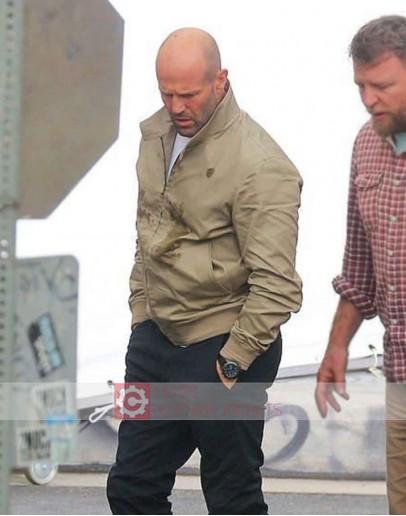 Wrath of Man Jason Statham (H) Cotton Jacket