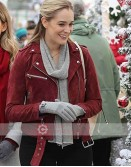 Christmas At The Palace Jessica (Brittany Bristow) Jacket