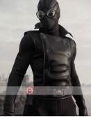 Spider-Man (Nicolas Cage) Noir Black Leather Vest