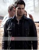Teen Wolf Derek Hale (Tyler Hoechlin) Black Leather Jacket