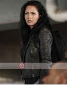 Macgyver Season 5 Riley Davis (Tristin Mays) Hooded Jacket
