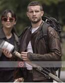 The Walking Dead Nico Tortorella (Felix Carlucci) Leather Jacket
