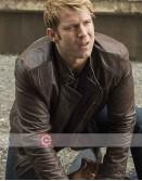 Jessica Jones Wil Traval (Will Simpson) Leather Jacket