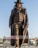 Preacher Graham McTavish (The Cowboy) Leather Coat