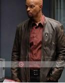 Lethal Weapon Damon Wayans (Roger Murtaugh) Leather Jacket