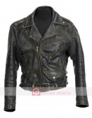 Dirty Dancing Patrick Swayze (Johnny Castle) Leather Jacket