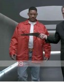 Men in Black Will Smith (Jay) Red Jacket