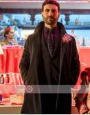 Ted Lasso Brett Goldstein (Roy Kent) Wool Coat
