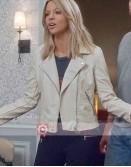 The Mick Kaitlin Olson (Mackenzie Murphy) Leather Jacket