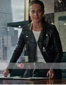 Tomb Raider Alicia Vikander (Lara Croft) Leather Jacket