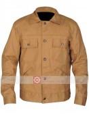 A Star Is Born Bradley Cooper (Jackson Maine) Cotton Jacket
