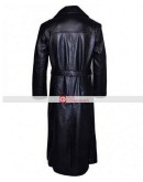 Blade Wesley Snipes Costume Trench Leather Coat