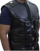 Blade Wesley Snipes Costume Leather Vest