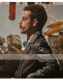 Freddie Mercury Bohemian Rhapsody Biker Leather Jacket