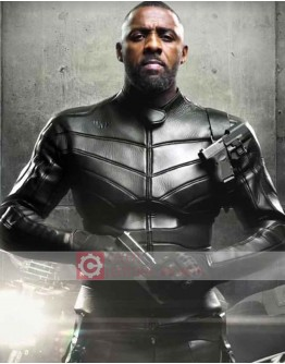 Hobbs And Shaw Idris Elba (Brixton) Leather Costume