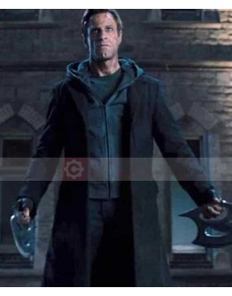 Aaron Eckhart Movie I Frankenstein Coat