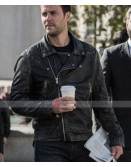 American Assassin Taylor Kitsch Ghost Leather Jacket