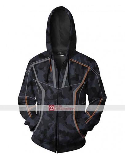 Avengers Infinity War Iron Man Hoodie Jacket