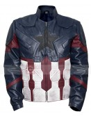 Captain America Avengers Infinity War Costume Jacket