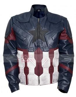Captain America Avengers Infinity War Costume Jacket