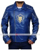 Descendants Mitchell Hope King Ben Costume Jacket