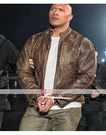 Dwayne Johnson The Rock 2018 Rampage Jacket