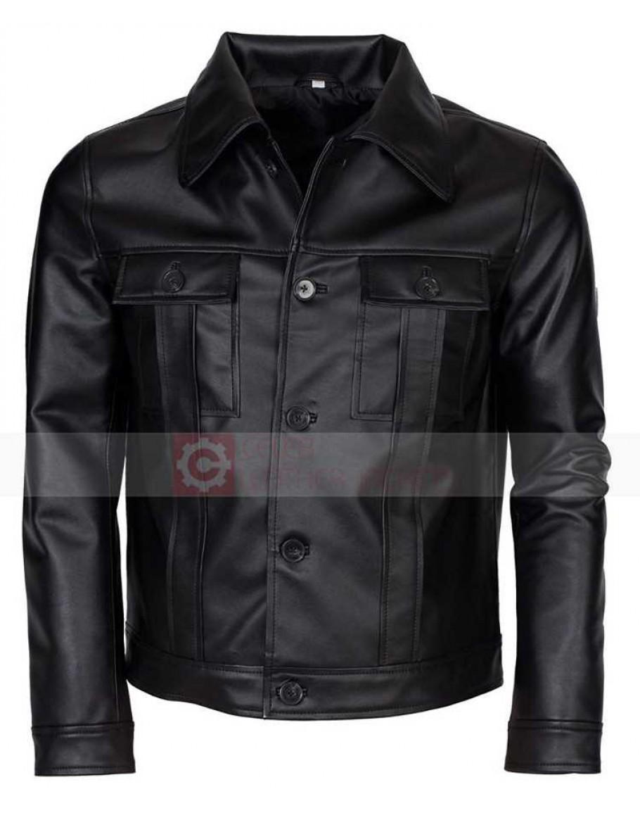Rockstar leather jacket