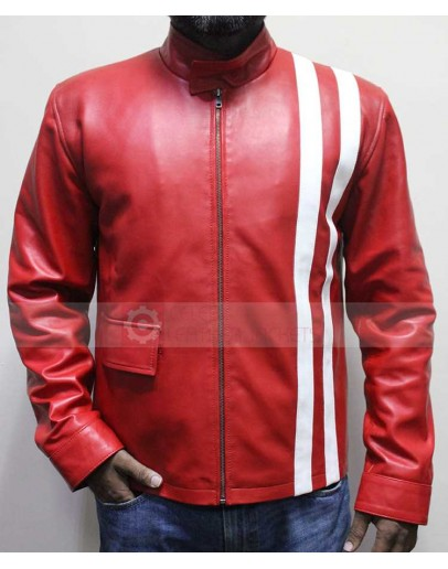 Elvis Presley Speedway Steve Grayson Red Jacket