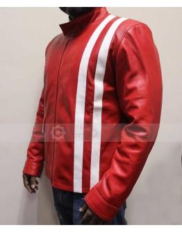 Elvis Presley Speedway Steve Grayson Red Jacket