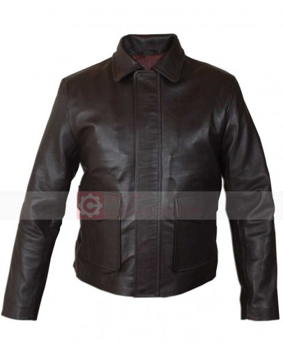 Indiana Jones and the Last Crusade Harrison Ford Jacket