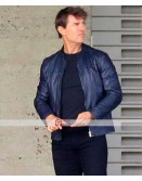 Mission Impossible 6 Fallout Tom Cruise Blue Jacket