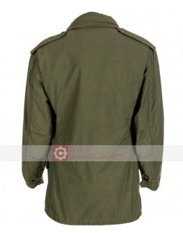 Mens John Rambo M65 Commando Jacket