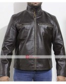 Rescue Me Denis Leary (Tommy Gavin) Leather Jacket