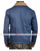 Tom Hardy The Drop Bob Saginowski Blue Jacket