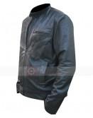 WWE Dean Ambrose Jonathan Grey Leather Jacket